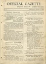 Official gazette. 1946-04-04のイメージ